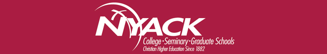 Nyack College Banner