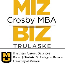 University of Missouri, MBA Career Services Logo