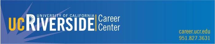 University of California at Riverside Banner
