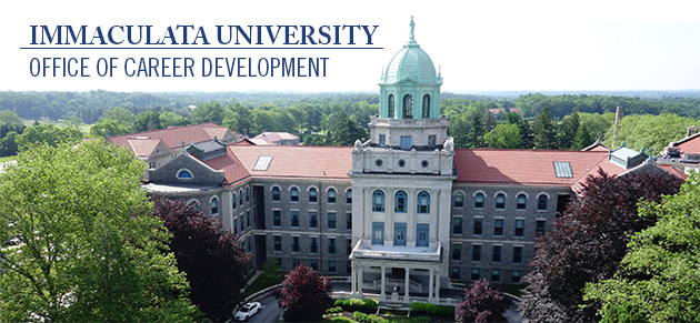 Immaculata University Banner