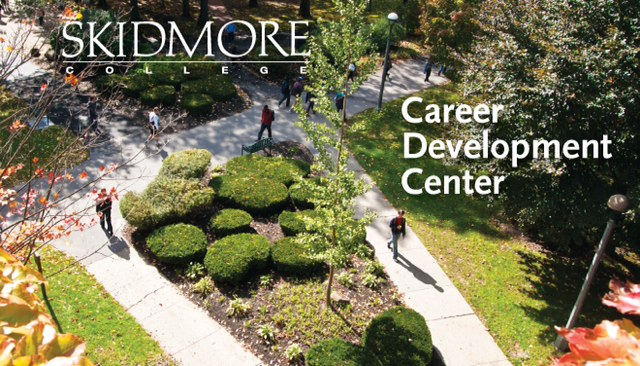 Skidmore College Banner
