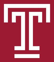 Temple University Office of Alumni Relations and University Career Center. Logo