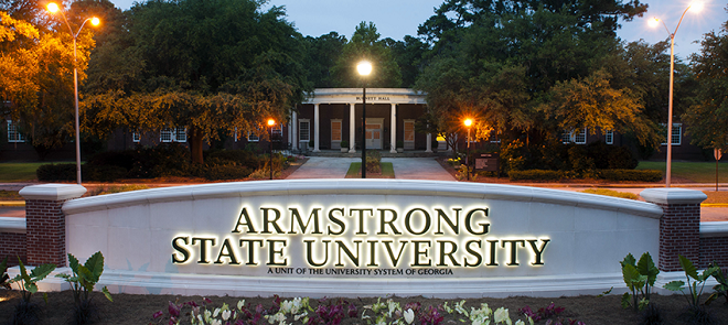 Armstrong State University Banner