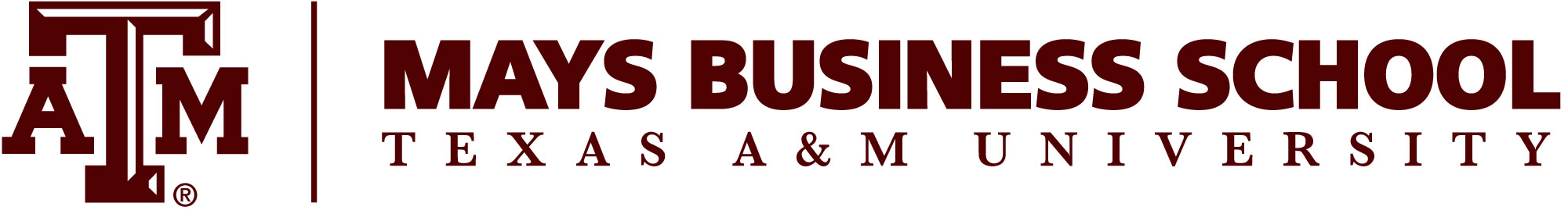 Mays Business School Banner