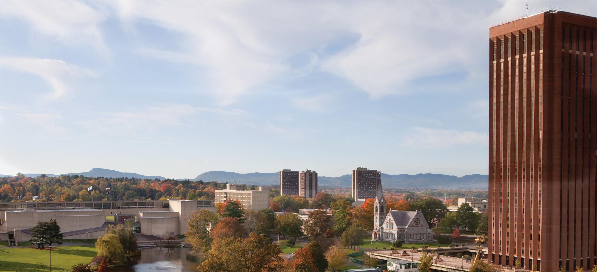 University of Massachusetts Amherst  Banner