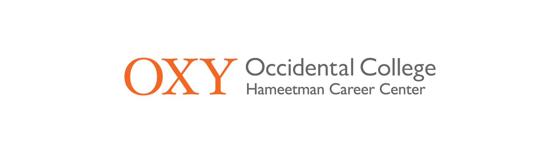 Occidental College Banner