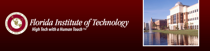 Florida Institute of Technology Banner