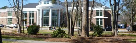 Coastal Carolina University Banner