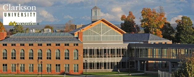 Clarkson University Banner