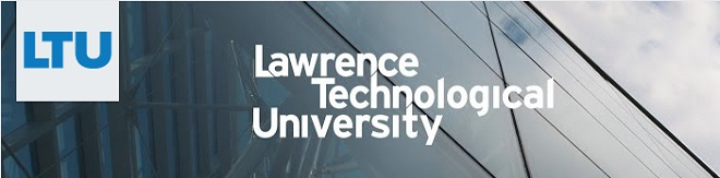 Lawrence Technological University Banner