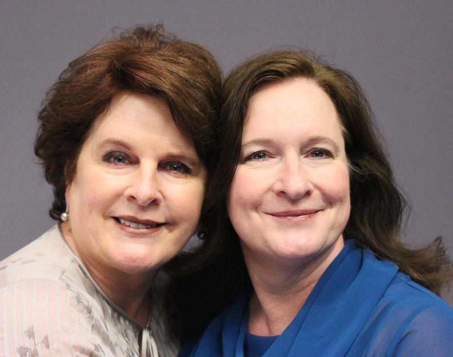 Dana Dornsife & Erin Miller Headshots