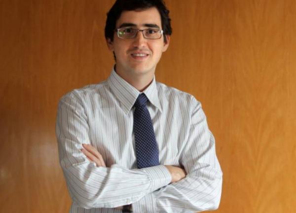 Luiz Araujo Headshot