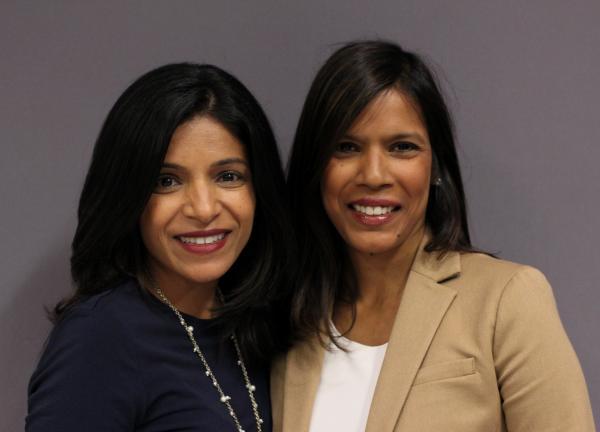 Dr Nina Shah and Dr. Rachna Shroff