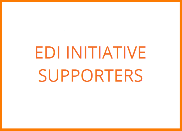 EDI Initiative Supporters