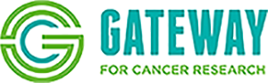 Gateway for Cancer Research Logo