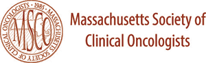 Logo for the Massachusetts Society of Clinical Oncologists