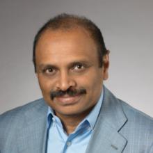 Raj Mantena Headshot