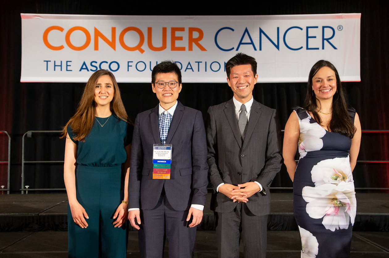 Conquer Cancer Honors Oncology Professionals With Merit Awards at the 2019 ASCO Annual Meeting
