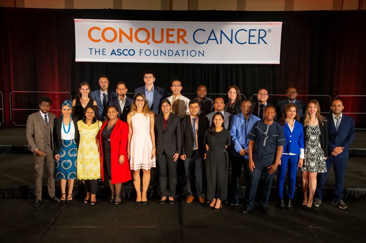 - Conquer Cancer Honors Early-Career Medical Professionals from Around the Globe with Awards to Support Oncology Learning