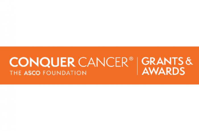 G&A logo. Orange background.