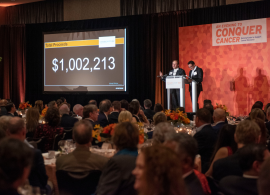 More than $1 Million Raised at 2019 Conquer Cancer Dinner