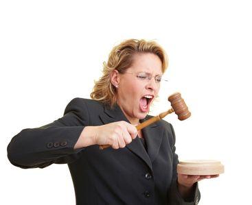 Richterin-erbost