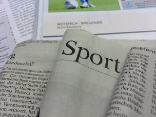 Zeitung-Sport