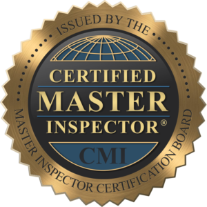 cmi-logo-polished-brass-black-interior-background