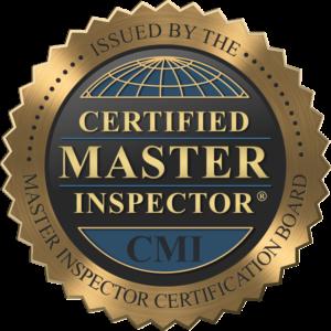 cmi-logo-polished-brass-black-interior-background