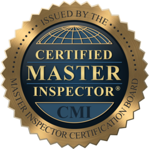 cmi-logo-polished-brass-blue-interior-background
