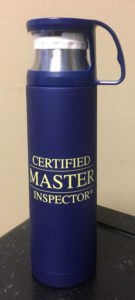 The Certified Master Inspector<sup srcset=