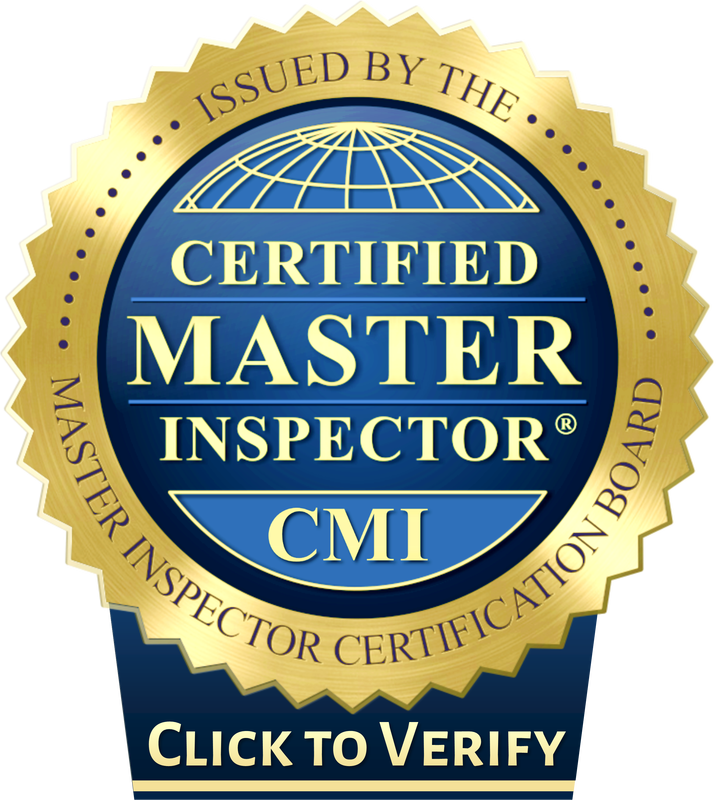 Board Certified by the Master Inspector Certification Board