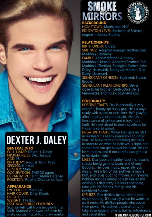Dexter J. Daley