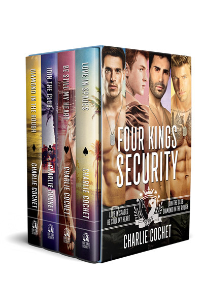 Four Kings Security Boxed Set