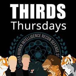 THIRDS Thursdays