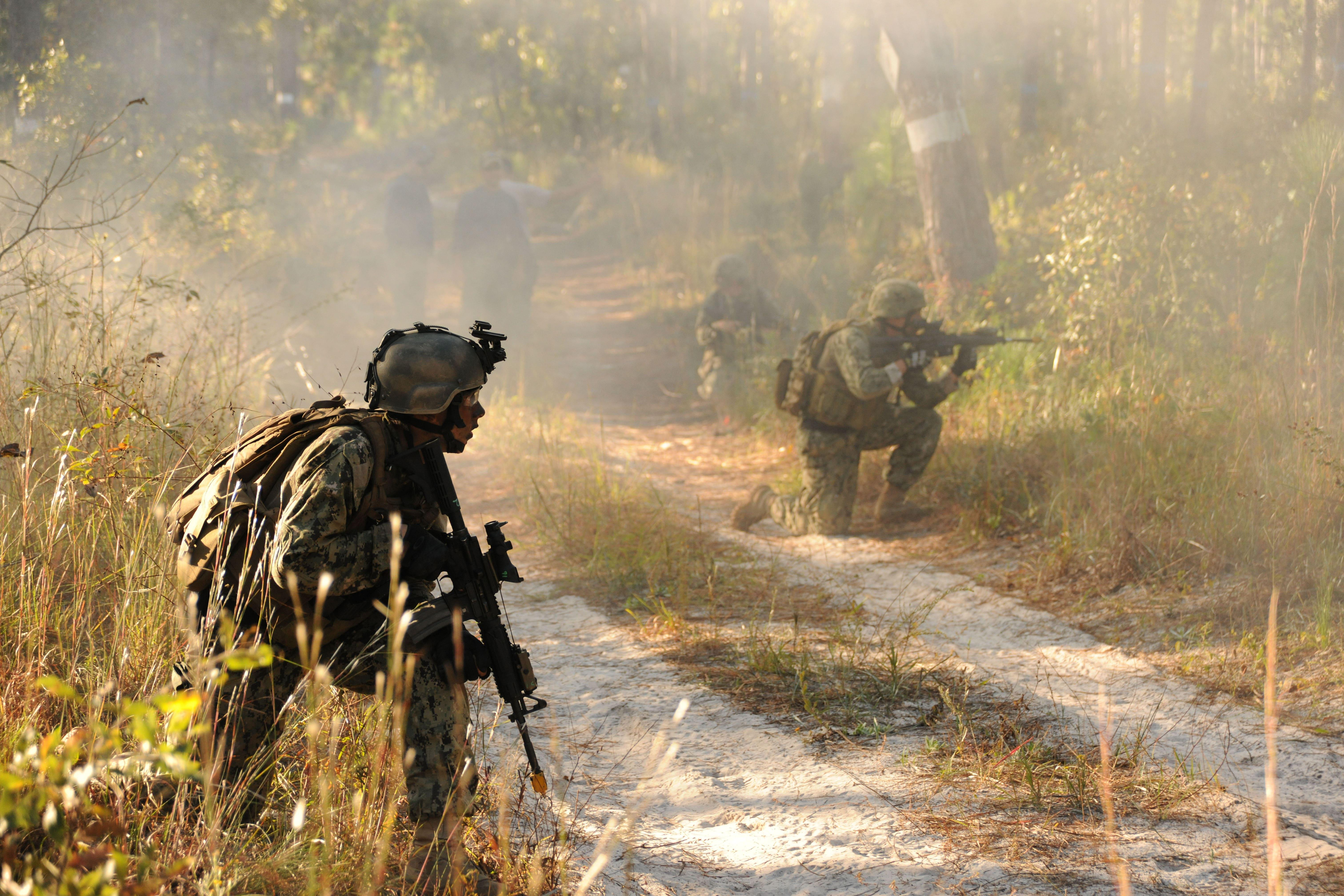 Dispelling the Myth of Women in Special Operations | Center