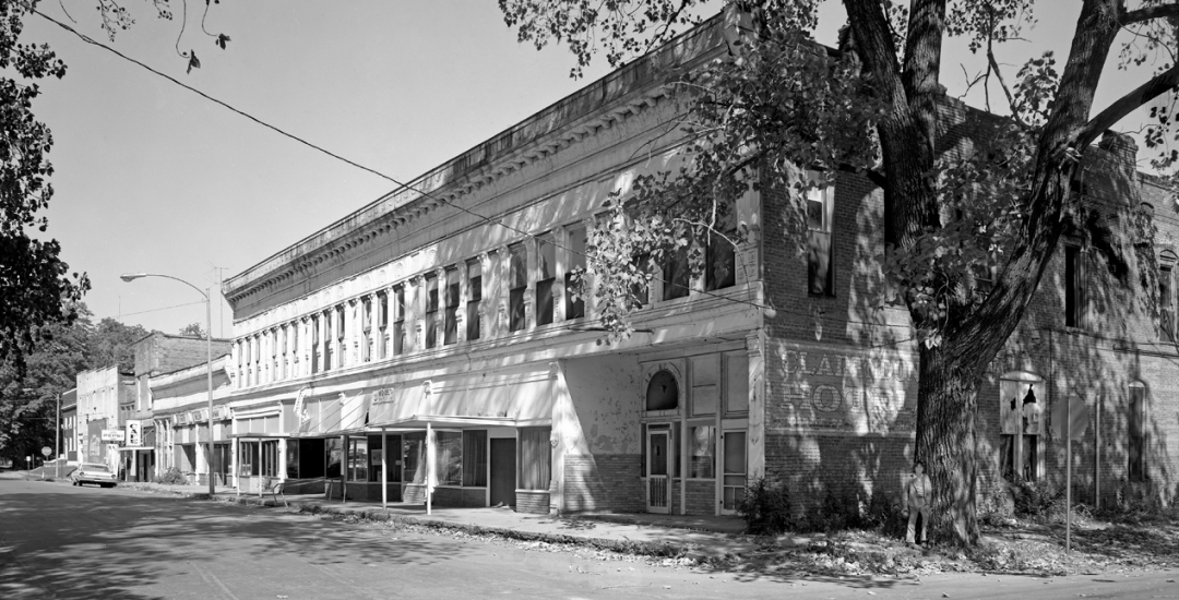 Grand Hotel (New South Inn), Clarendon, AR #80-407