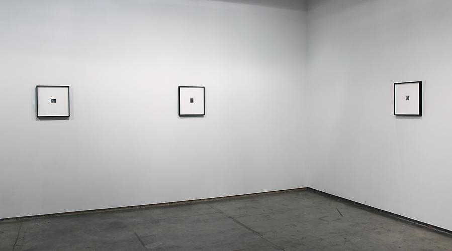 Paul Chiappe, 2014, exhibition view, Josee Bienvenu Gallery, New York, NY