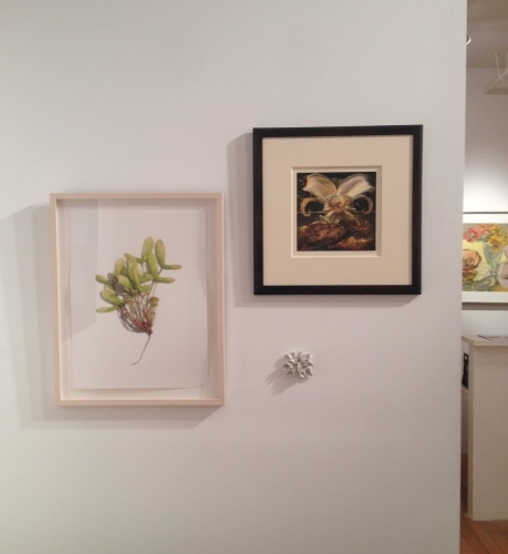 FÊTE DE LA NATURE   July 10 – August 23, 2014 - Opening Reception: Thursday July 24th, 6-8pm