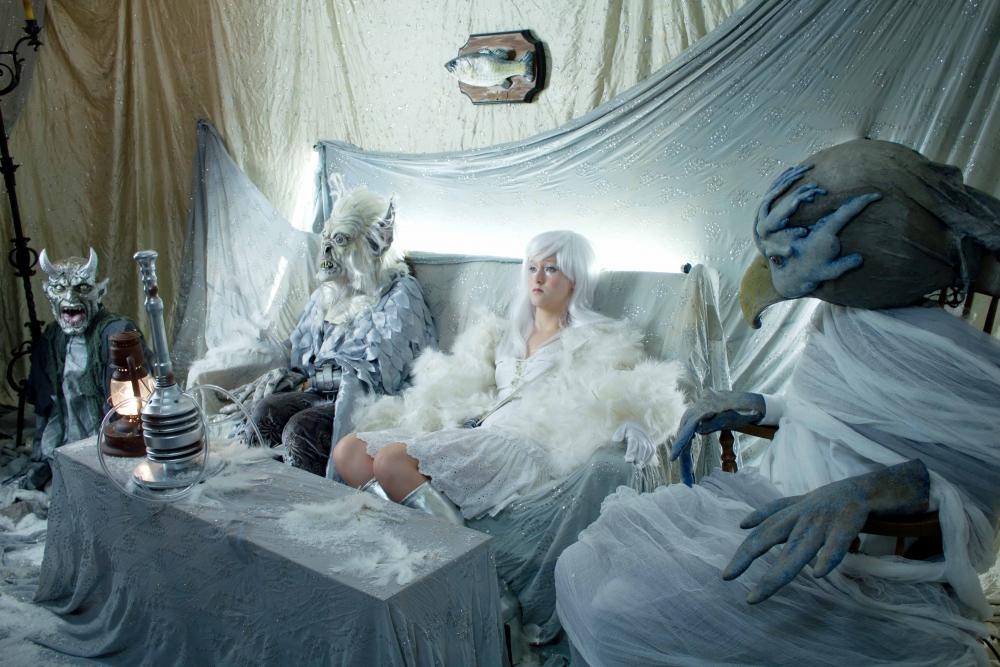 Marnie Weber on Fairy Tales, Performance Art and Edward Kienholz