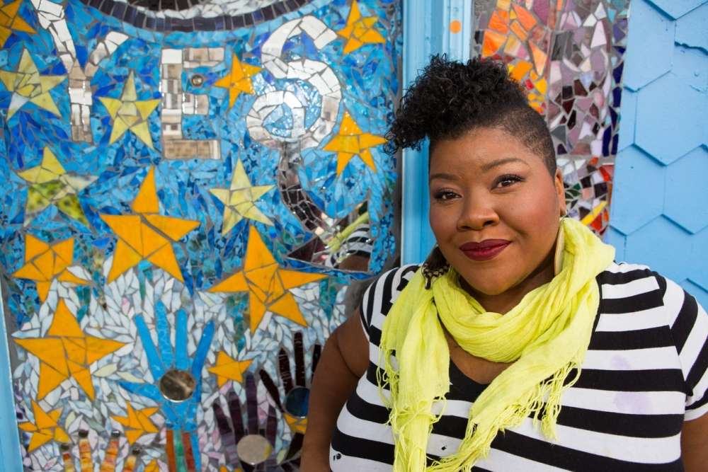 Pittsburgh Artist Vanessa German Wins $200,000 Don Tyson Prize