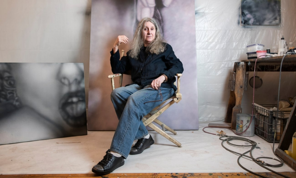 Shunned, Seized, and Now Celebrated: the Porn Paintings of Betty Tompkins