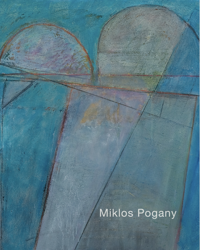 Miklos Pogany: Ancient Shadows