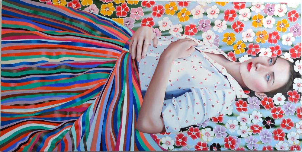 Fredericks & Freiser at Untitled in Artnet News