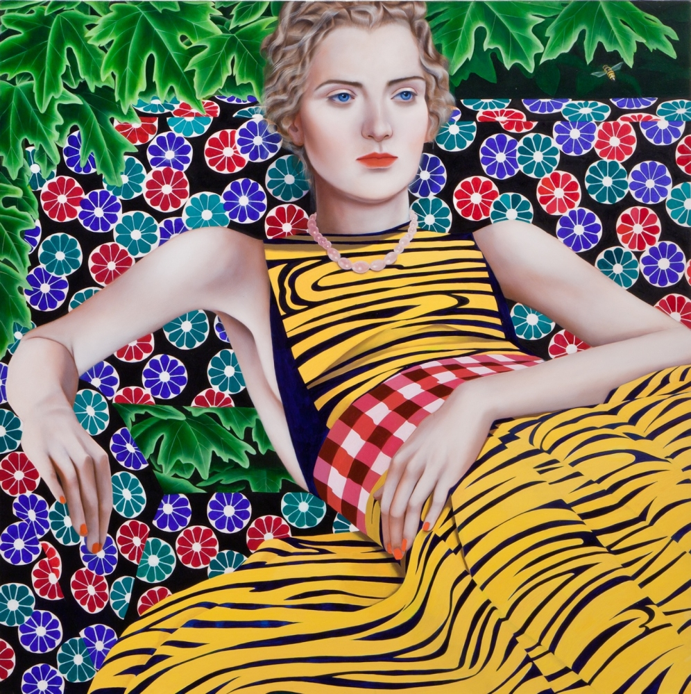 Standing Out in a Crowd: The Works of Jocelyn Hobbie in Juxtapoz