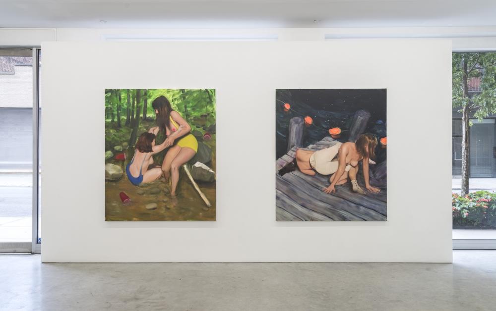 Jenna Gribbon in Juxtapoz