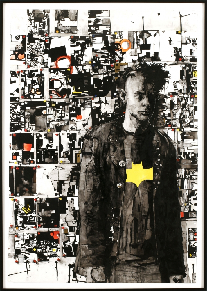 Zak Smith at the Walker Art Center