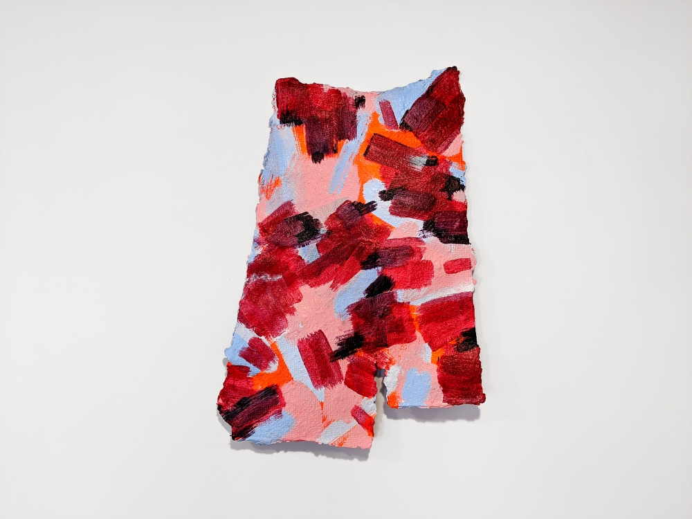 Gorchov untitled paint on plaster