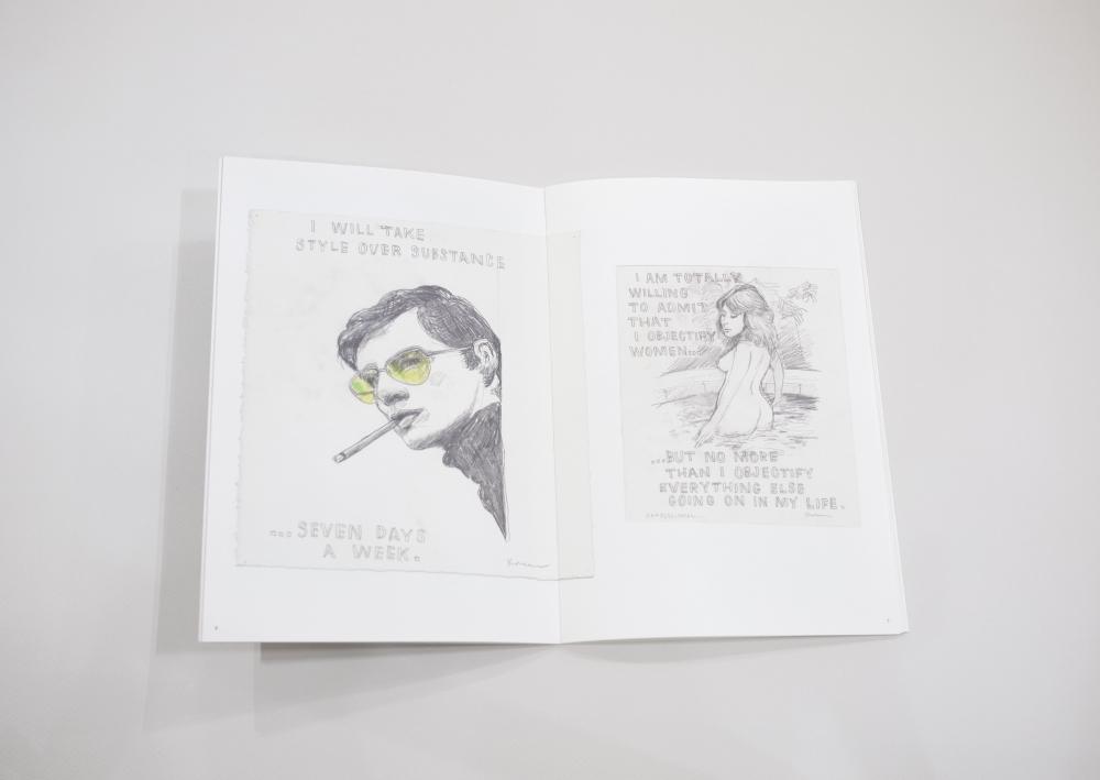 David Kramer Drawing catlog
