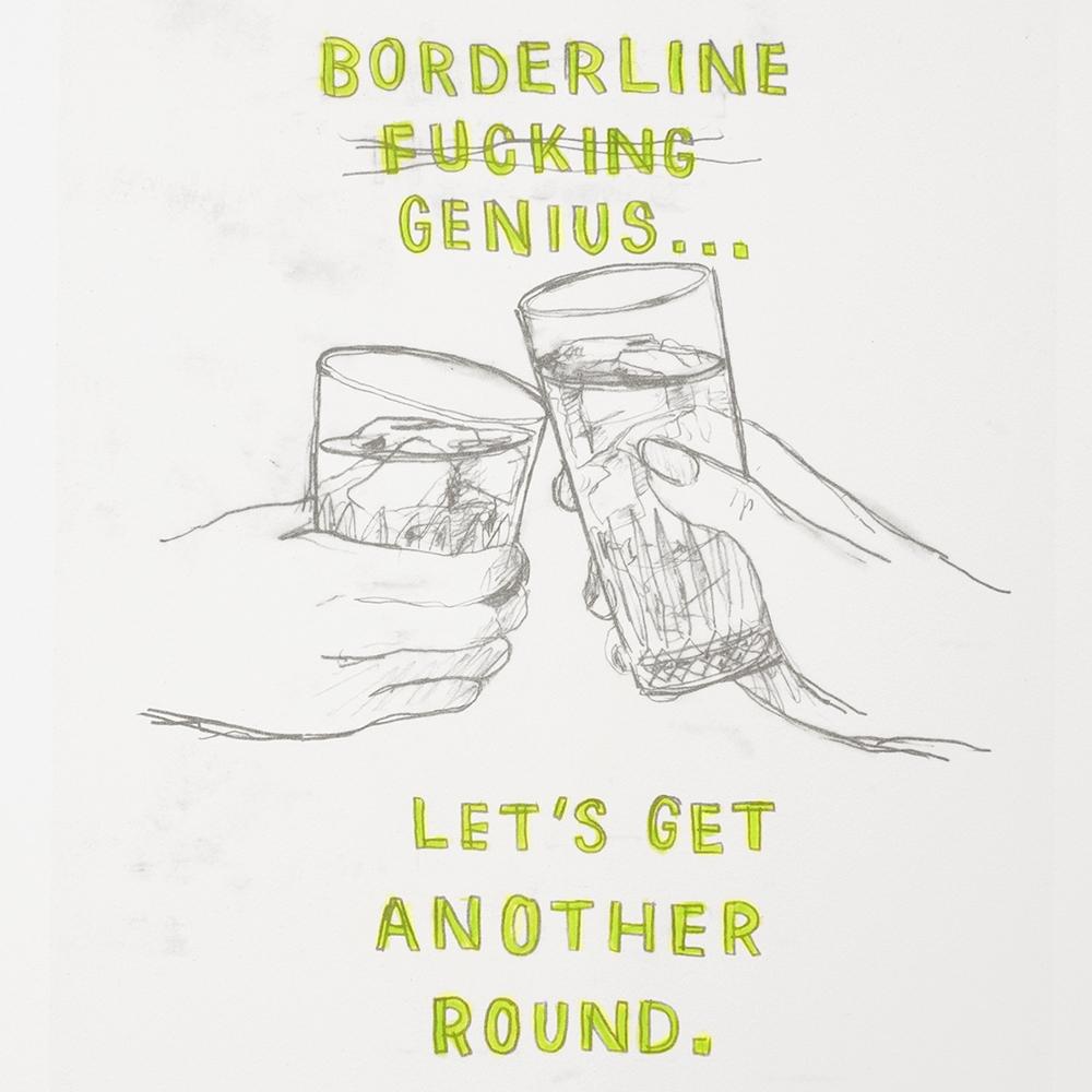 David Kramer Borderline Genius, 2019